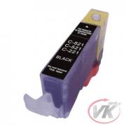 Canon CLI-521Bk - kompatibilní