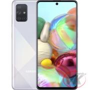 Samsung Galaxy A71 A715F Dual SIM 8GB/128GB Silver