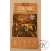 AG CERAMIC Full Cover Matte 9H (Samsung A21s)