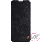Nillkin Qin Book Black (Samsung Note 10 Lite)