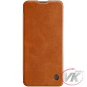 Nillkin Qin Book Brown (Samsung A31)