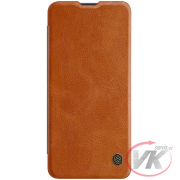 Nillkin Qin Book Brown (Samsung A51)