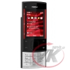 Nokia X3 (Nemá CZ menu!) Black Red