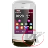 Nokia C2-02 Touch and Type Golden White