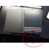 Luxury BlackBerry flipové pouzdro pro Passport Black