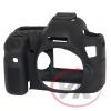 EasyCover silikonové pouzdro pro Canon 70D černé