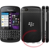 BlackBerry  Q10 QWERTY (Black)