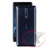 Nokia 8 Dual SIM Polished Blue