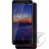 Nokia 3.1 Dual SIM Černá