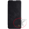Nillkin Qin Book Black (Samsung A31)