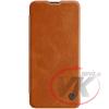 Nillkin Qin Book Brown (Samsung A41)