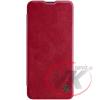 Nillkin Qin Book Red (Samsung A51)